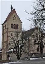was-meint-ihr-dazu/50717/muenster-muenster-st-maria-und-markus Münster Münster St. Maria und Markus auf der Insel Reichenau, ebenfalls karolingischer Stil. Außenansicht mit Turm.